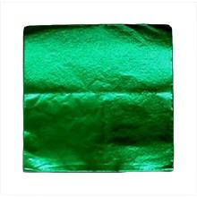 8x8 papier confiseur émeraude