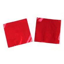 12x12 papier confiseur rouge