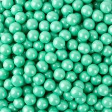sixlets turquoise perlés