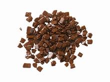 paillete fin chocolat