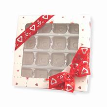 CCV205 Boîte Valentin 1lb carrée
