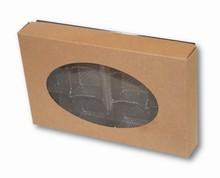 cck2-250 Boîte 1/2lb Kraft Naturel