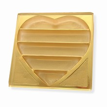 cch77 Heart plastic tray (250)