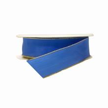 Ruban lapis-lazuli uni 25mm