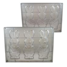 art1886 Bunny in Overalls
