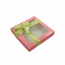 CC071-25 1lb Square Blush Box