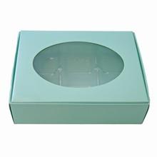 CC325 1/4lb Turquoise Box
