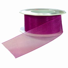 r742 Sheer Magenta Ribbon