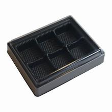 13B6 Boîte thermoformée noire