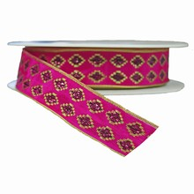 r175 Ruban motif marocain