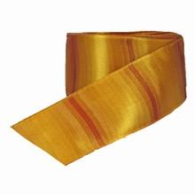 r883 Gold Mayan Stripes Ribbon