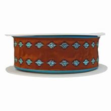 r195 Ruban motif marocain