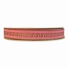 r291 Hellenic Pattern on Pink
