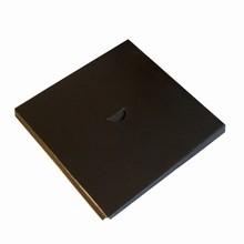 PF7 Plateforme 1lb carré marron