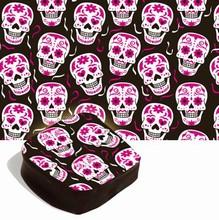 AC604 Las Calaveras Sugar Skull Transfer Sheets
