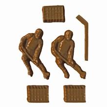 S20 Hockey Themed PVC mold