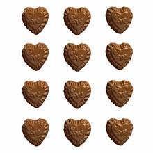 V65 LOVE Heart Shaped