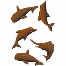 A22 Marine Animals Mold