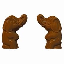 A185 3D Happy Elephant Mold