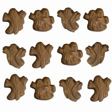 H21 Assorted Ghosts Mold
