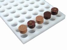 LS01 Chocoflex Cylinder Praline Mold