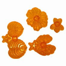 Pansy and Violet Cake Decorating Cutters