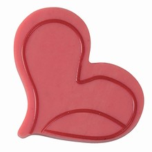 20-C016 Heart Mold for Two Colour Decorations
