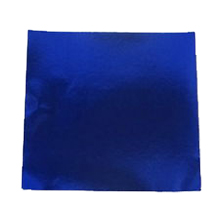 Royal Blue Confectionery Foil 5x5