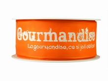 r265 Orange Gourmandise Ribbon