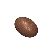 ART16673 Double Mold Grid Finish Easter Egg