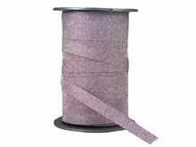 r968 Bolduc Ribbon Sparkly Purple
