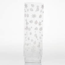Cellophane bag Snowflakes