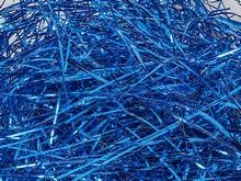 sh224 Royal Blue Fine Paper Shred