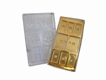 Gold and Clear Kamasutra Box for art15932