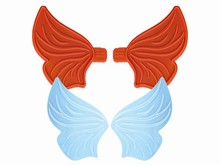 01057 Pair of Medium Fairy Wings