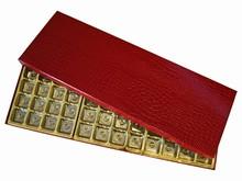 91764875A Boîte rouge croco 48ct