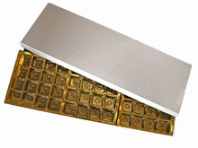 91954875A Boîte blanche croco élégance 48ct