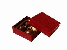 9176100 Boîte 4mcx croco rouge base rouge