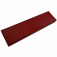9176318 18ct Red Croco Top and Base Box