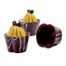 20GU004 chocolate cup mold