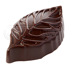 CW1830 Moule chocolat feuille
