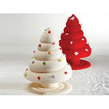 KT125 ALBERO SPIRALE Thermoformed Christmas Trees