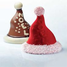 KT153 Tuque du Père Noël thermoformée ALBERO NOEL