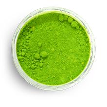 cp50-b8 Colorant liposoluble vert pâle