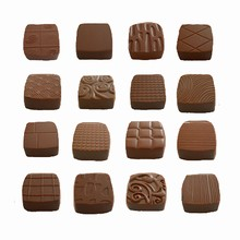 X919 Assorted Square Bonbons