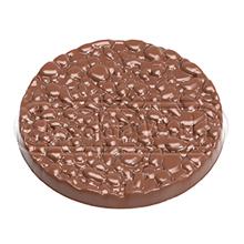 CW1863 Moule chocolat caraque pétillante