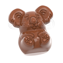 CW1879 Cute Koala Double Mold