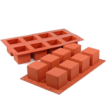 DR298 Moule silicone cube