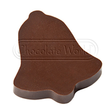 1000L35 Bell Shaped Magnetic Chocolate Mold