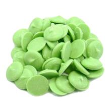 Pastilles de confiserie Alpine vert